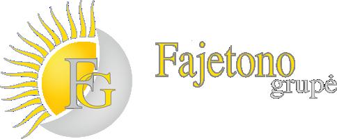 Fajetonas logo