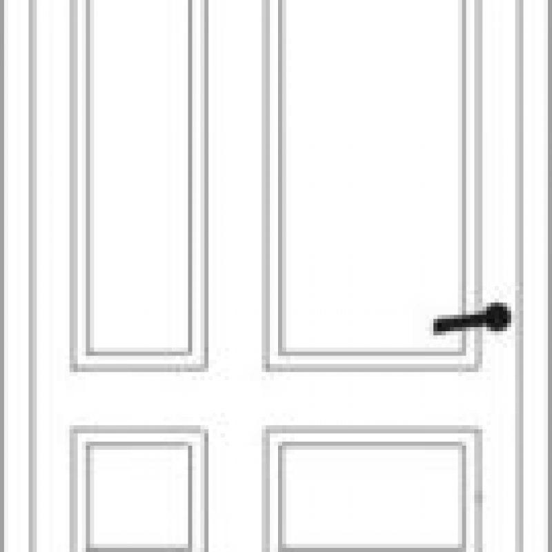 Durų raštas 11