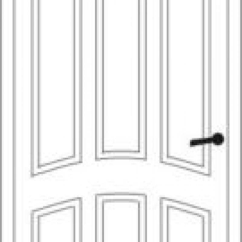 Durų raštas 17