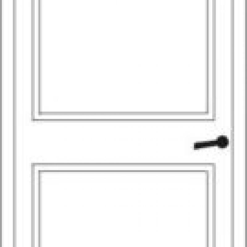 Durų raštas 1