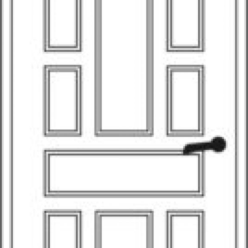 Durų raštas 21
