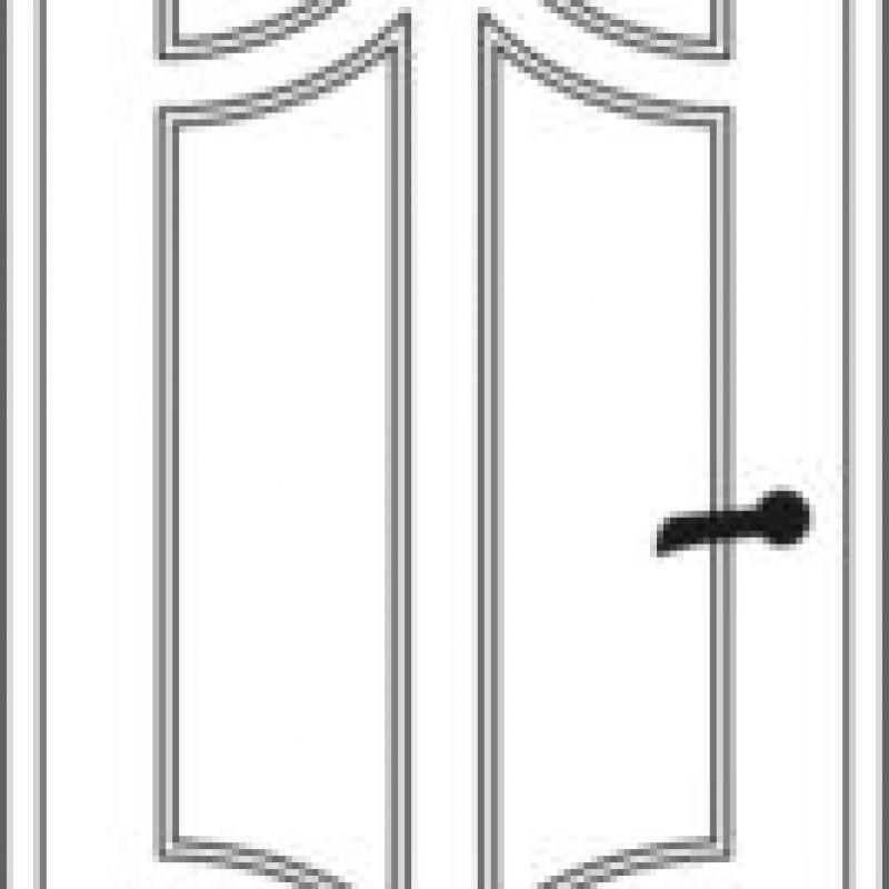 Durų raštas 23