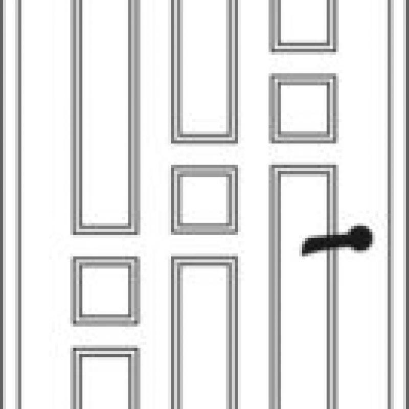 Durų raštas 27