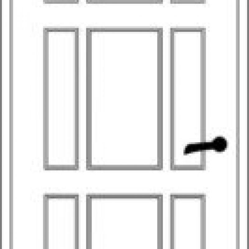 Durų raštas 30