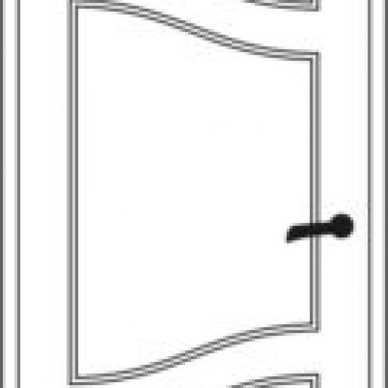 Durų raštas 34