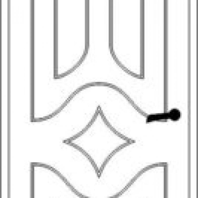 Durų raštas 35