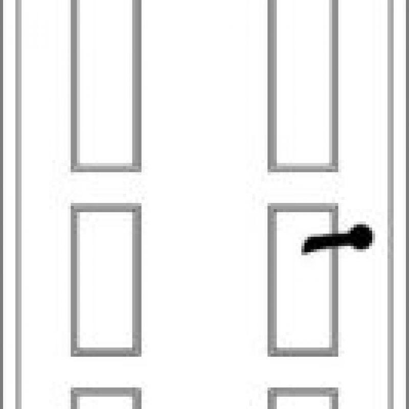 Durų raštas 36