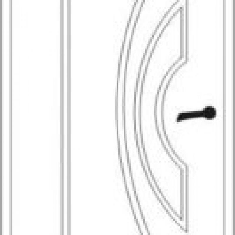 Durų raštas 40