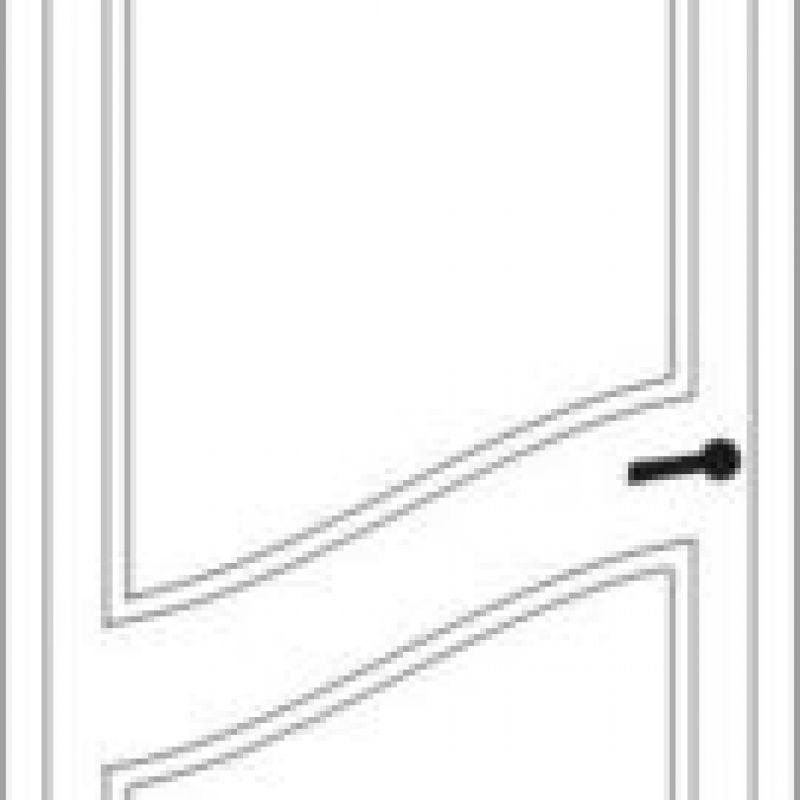 Durų raštas 6